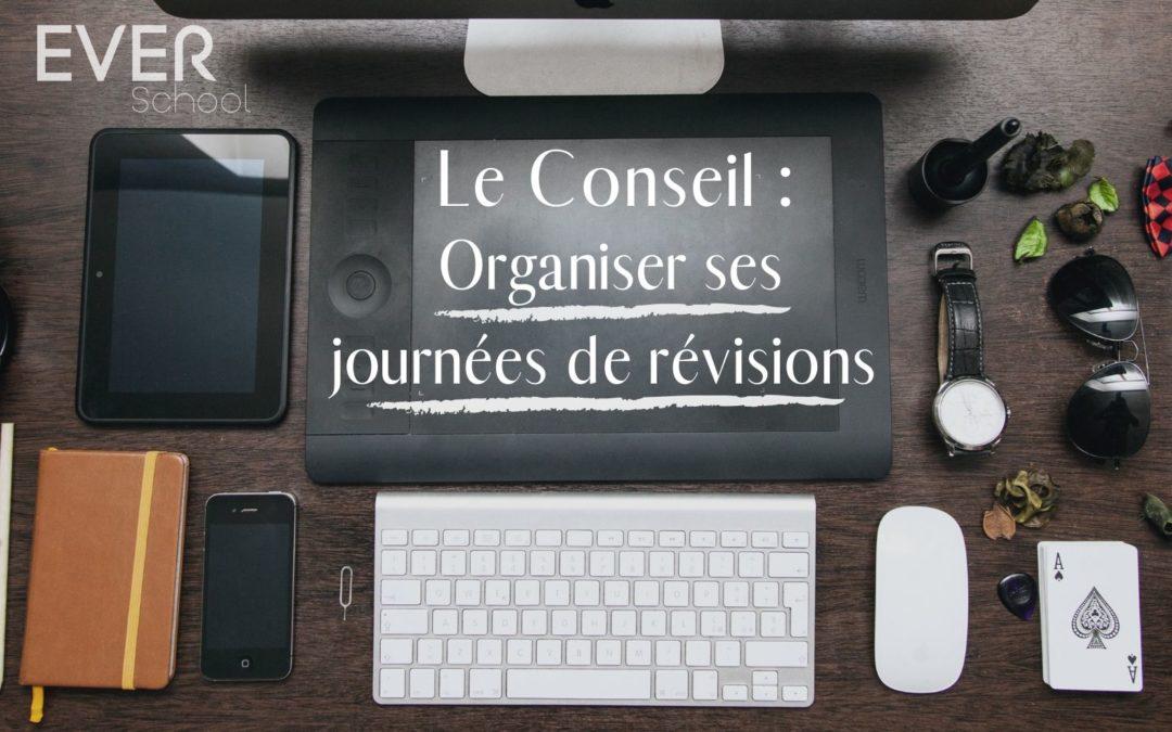 Organiser ses journées de révisions