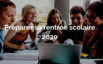 Préparer sa rentrée 2020